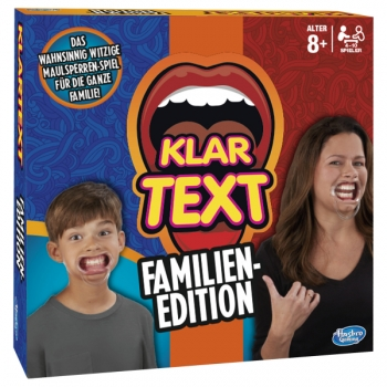 Klartext Familienedition, d