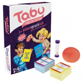 Tabu Familienedition, d